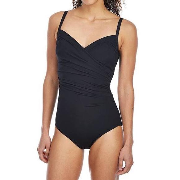 0e01f4e0e20ab Jantzen Other - Jantzen Black Sexy One Piece Swimsuit